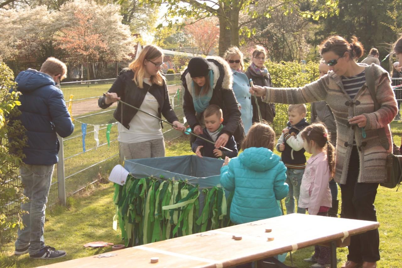 Frühlingsfest in der Kita kreuz&quer